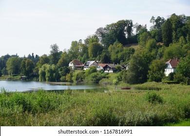 lakeside living in Bavaria