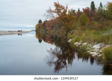 Lakeside Lunch & Reflections On Lake Superior