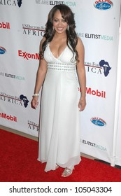 LaLa Vazquez  at the The First Ladies of Africa Health Summit. Beverly Hilton, Beverly Hills, CA. 04-21-09