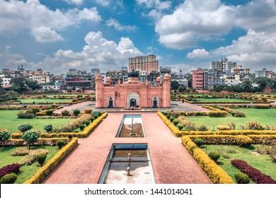 Lalbagh Fort or Fort Aurangabad an incomplete Mughal palace fortress at Dhaka City, Bangladesh