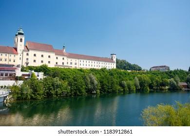 Lambach monastery, Austria