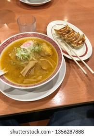 Lamen Japanese delicious