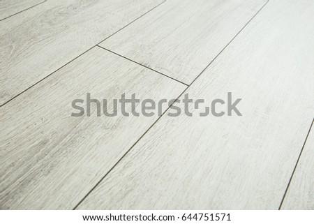 Laminate Flooring Covering White Oak Texture Stock Photo Edit Now