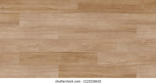 Laminate plank, wood tile seamless texture map for 3d graphics, diffuse.