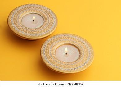 lamp for diwali festival, indian festival
