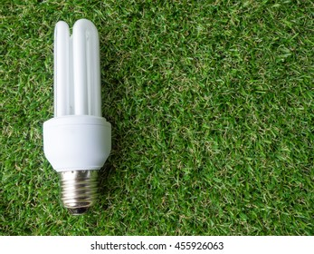 lamp on lawn