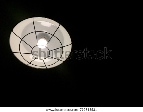 Lamp Stick Ceiling Ceiling Lights Black Stock Photo Edit Now 797515531