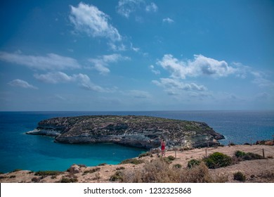 Lampedusa's beautifull sea