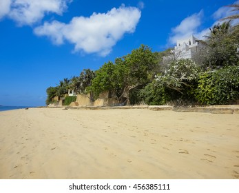 Lamu beach, Kenya