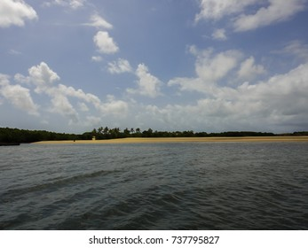 Lamu. Kenya. River and bay