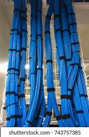 LAN Cable wiring