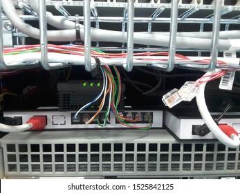 Lan swicth network rj45 cable.