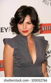 Lana Parrilla  at 'Swingtown' presented by the Twenty-Sixth Annual William S. Paley Television Festival. Paley Center for Media, Beverly Hills, CA 04-24-09
