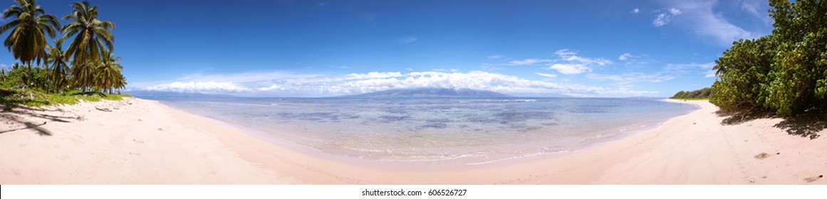 lanai beach