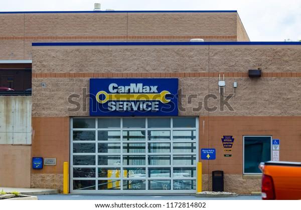 Used Car Dealerships In Lancaster Pa >> Lancaster Pa Usa September 2 2018 Business Finance Stock Image