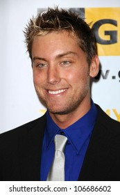 Lance Bass  at the 4th Annual GLSEN Respect Awards. Beverly Hills Hotel, Beverly Hills, CA. 10-10-08
