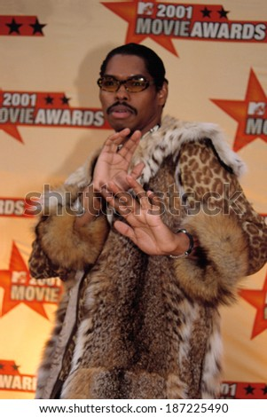 Lance Crouther Pootie Tang Mtv Movie Stock Photo Edit Now