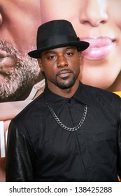 """Lance Gross at the """"Peeples"""" World Premiere, Arclight, Hollywood, CA 05-08-13"""