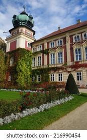 Lancut castle,Poland