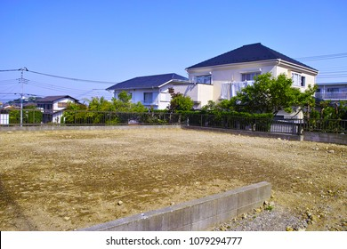 Land in the residential area
