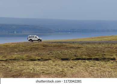 Land Rover in Iceland