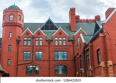 landmark campus residence hall on national register of historic places in milwaukee wisconsin