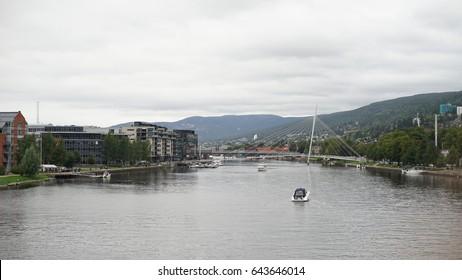 Landmark of Drammen