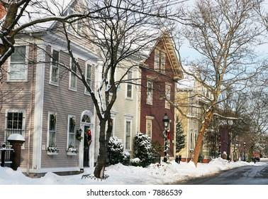 landmark homes in Providence, Rhode Island