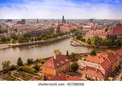 Landmark Wroclaw