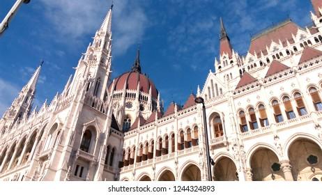 Landmarks of Budapest, Hungary