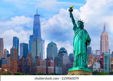 Landmarks of New York City, USA