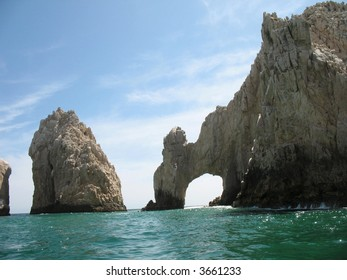 Land's End Arch at Cabo San Lucas