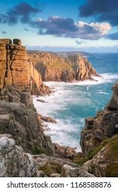 Lands End Cliffs