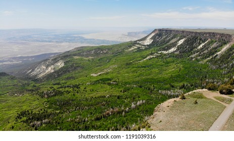 Land's End on the Grand Mesa in Colorado