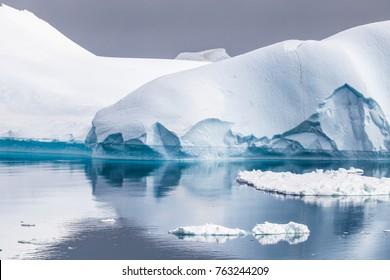Landscape Antarctic Sound