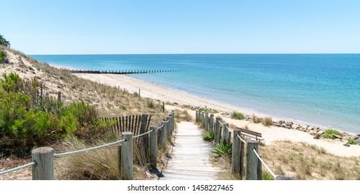 paysage de la côte atlantique de Noirmoutier L'île française en toile