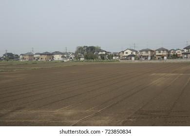 LANDSCAPE by train Nikko Kinugawa LINE