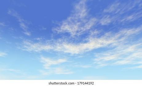 Landscape of cloud