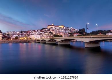 landscape of Coimbra ,portugal