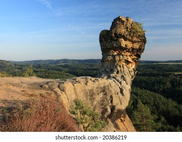 landscape of czech republic