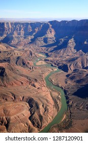 Landscape from Grand Canyon Helicopter Sightseeing Flight