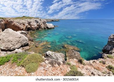 Landscape of greece islands