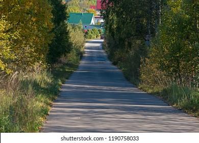 LANDSCAPE - green town