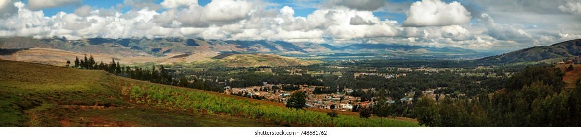 Landscape Huancayo