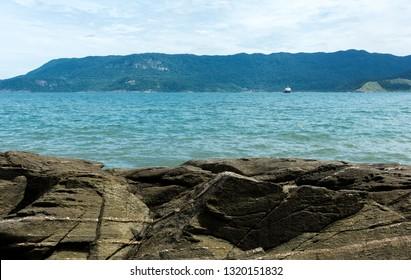 landscape of ilhabela