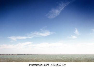 landscape images taken from a walk around the island of east mersea in essex england