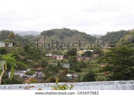 landscape jamaica bob marley