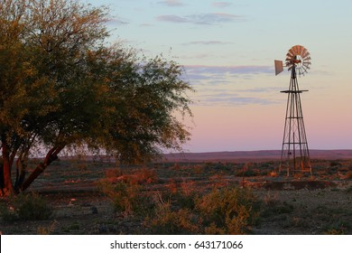 Landscape - Karoo natural region in the Northern Cape of South Africa