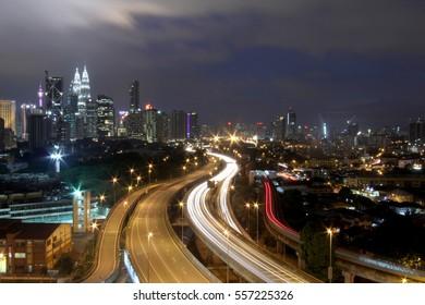 Landscape of Malaysia.