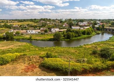 Landscape, Medzhibozh, Ukraine